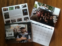Radio Cab Foundation 2015 Calendar
